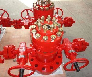 U Temperature Tubing Head Spool Oilfield Wellhead Equipment Class EE Material