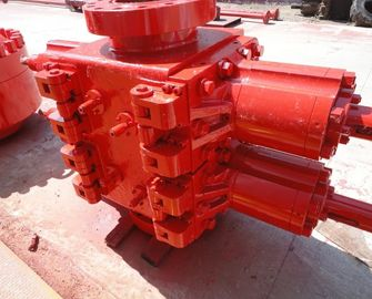 API 16A Double Ram BOP Blowout Preventer Hydraulic Operated For Well Control
