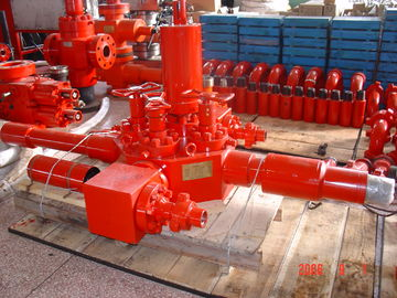 China DD Material Surface Well Testing Equipment High Pressure Flowhead Easy To Install supplier
