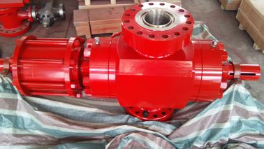 China API 6A Cameron Wellhead Valves , Flanged Hydraulic Gate Valve Ball Screw supplier