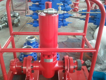 "China 2 1/16"" Surface Well Testing Equipment SSV Emergency Shut Down Valve With ESD Control Panel supplier"