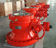 "China 5000 Psi Oil Wellhead Parts For Oil Well Drilling Service Top Flange 13 5/8"" supplier"