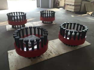 China Oilfield Wellhead Spool API 6A Double Studded Adapter / DSAF 3000 Psi supplier