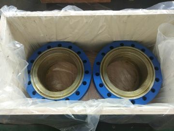 "Anti Rust Wellhead Adapter Flange 13 5 / 8"" X 5000psi For Wellhead Connection"