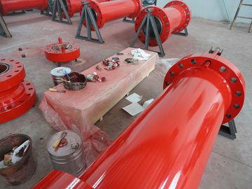 "China Alloy Steel Wellhead Spool 13 5 / 8"" X 5000 Psi PR1 / PLS 3 Production Level supplier"