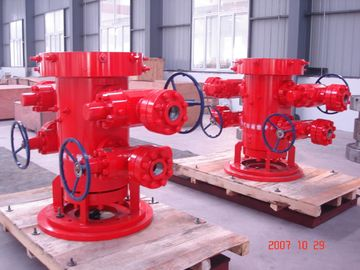 "China Typical Multi - Mounted Wellhead Casing Head 20"" Size Class EE Material supplier"