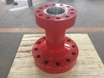 "China 4 1/16"" Wellhead Adapter Flange Wellhead Crossover Sub Alloy Steel supplier"