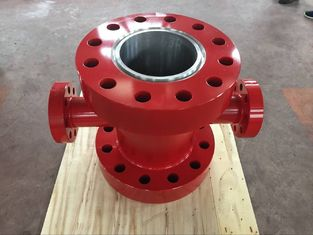 "China High Pressure Oil Wellhead Parts Drilling Spool 13-5/8""-10000psi X 13-5/8""-5000psi supplier"