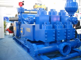 China High Strength Oil Drilling Rig Components BOMCO Mud Pumps F1600 And Parts supplier