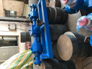 "China 3""-FIG602 Surface Well Testing Equipment Gas Diverter Manifold Ball Valve supplier"