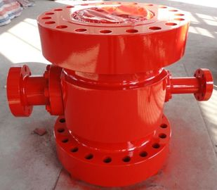 China 35-70 Alloy Steel Forging Wellhead Spool Wellhead Christmas Tree Components supplier