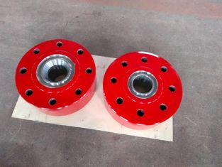 High Pressure Forged Wellhead Flange Oilfield Equipment Parts DD-Nl Material Class