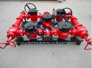 "China 5000 Psi Wellhead Manifold PSL 3 Production Level API 16C 3 1/8"" factory"