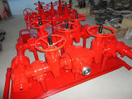 "China API 16C Wellhead Manifolds Well Control Equipment 2 1 / 16"" U Temperature Rating factory"