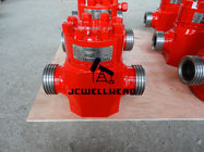 China High Pressure Wellhead Valves / Swing Type Check Valve U Temperature Class factory