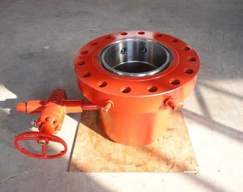 "China API 6A Wellhead Casing Head A Section With 2"" LP Outlets 5000 Psi WP factory"