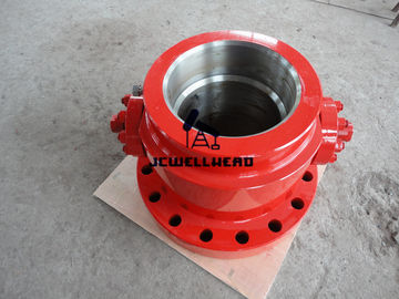 China High Load Capacity Oil Wellhead Equipment Casing Head Housing Alloy Steel Forging factory