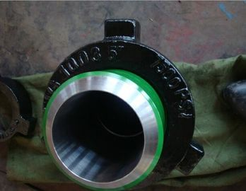 "China Oilfield 2"" Fig Fig 1502 Hammer Union , Weco Hammer Union For Wellhead Connection factory"