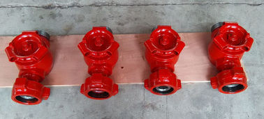 China PLS 3 Production Level Oilfield Wellhead Valves 10000psi Working Pressure factory