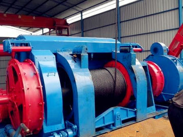 China JC Series Oil Drilling Rig Components API Drawwork JC70 / JC70DB 1500 HP factory