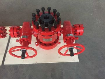 "China Customized Design Oil Drilling Wellhead 3000psi Tubing Spool Wellhead 11"" X 5000# factory"
