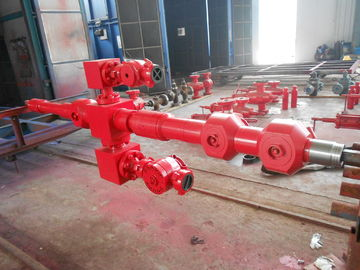 "China EE Material Class Surface Test Tree Flowhead Wellhead Plug Valve 3""-10M factory"