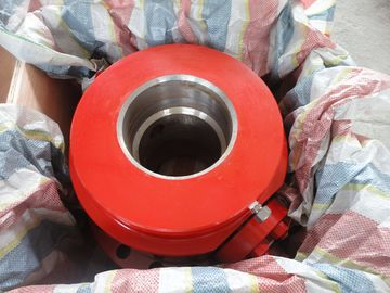China API 6A Tubing Head Spool Bottom Pack Off Type With Extended Neck Tubing Hanger factory