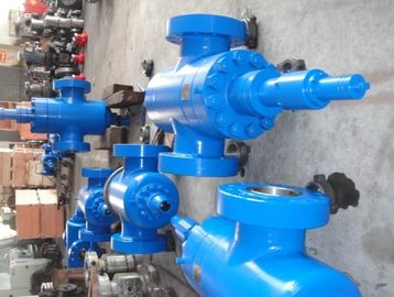 "China Hydraulic Operated Wellhead Valves For Oil Well Pressure Control 7 1/16"" factory"
