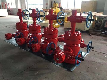 China Oil Well Flow Control Casing Cementing Head 5000psi Working Pressure API 6A factory
