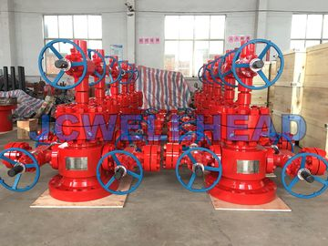 "China Single Completion Oil Wellhead Parts Casing Head C22 9 5/8"" X 5 1/2"" With PE Pack Off factory"