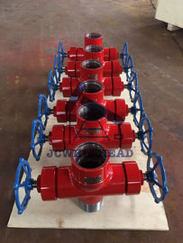 China 3000 PSI API 16A Oil Blowout Preventer Blowout Prevention System Alloy Steel Forging factory