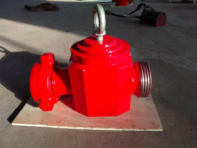 15000 Psi Wellhead Valves Top Entry Flapper Type API 6A Standard