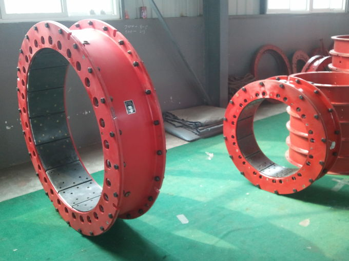 Forging Steel Oil Drilling Rig Components Air Tube Clutch LT1170/250T For Drawwork